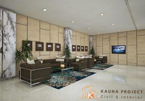 Kontraktor Interior Hotel Surabaya