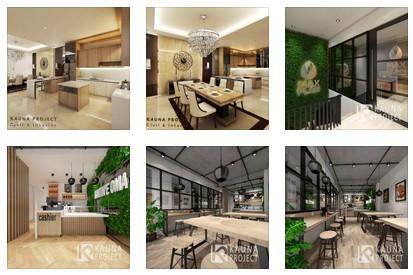 Jasa Pembuatan Interior Apartemen